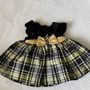 Baby girl dress size 0-3mo